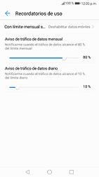 Desactivación límite de datos móviles - Huawei P9 Lite 2017 - Passo 6
