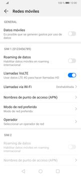 Desactiva tu conexión de datos - Huawei P30 - Passo 5