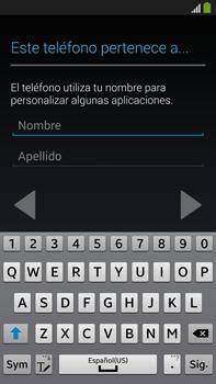 Activa el equipo - Samsung Galaxy Note Neo III - N7505 - Passo 13