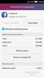Limpieza de aplicación - Huawei Y3 II - Passo 5