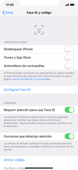 Cómo configurar el Face ID - Apple iPhone XR - Passo 4