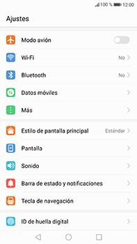 Desactiva tu conexión de datos - Huawei P10 Plus - Passo 2
