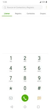 Cómo ver dos aplicaciones a la vez en pantalla - LG K40S - Passo 2