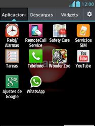 Configuración de Whatsapp - LG Optimus L3 II - Passo 3