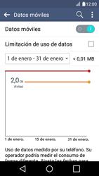 Desactivación límite de datos móviles - LG K4 - Passo 6