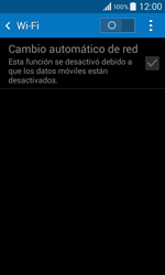 Configura el WiFi - Samsung Galaxy Core 2 - G355 - Passo 5