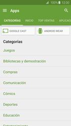 Instala las aplicaciones - Samsung Galaxy S6 - G920 - Passo 6