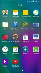 Uso de la navegación GPS - Samsung Galaxy A5 - A500M - Passo 3
