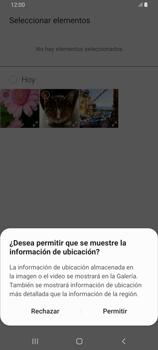 Cómo enviar un correo electrónico - Samsung Galaxy A80 - Passo 15