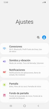 Configura el WiFi - Samsung Galaxy S20 - Passo 4