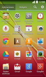 Transferir fotos vía Bluetooth - LG L70 - Passo 3