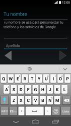 Crea una cuenta - Huawei Ascend P6 - Passo 4