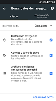 Limpieza de explorador - HTC U11 - Passo 11