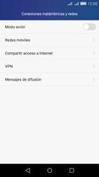 Desactiva tu conexión de datos - Huawei Y6 - Passo 3