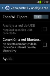 Comparte la conexión de datos con una PC - Samsung Galaxy Fame GT - S6810 - Passo 6