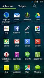 Envía fotos, videos y audio por mensaje de texto - Acer Liquid Z410 - Passo 2