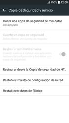 Restaura la configuración de fábrica - HTC 10 - Passo 5