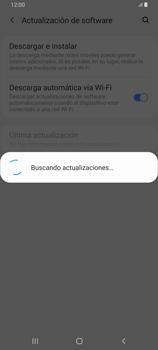 Actualiza el software del equipo - Samsung Galaxy A80 - Passo 7