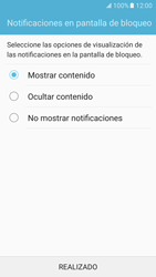 Desbloqueo del equipo por medio del patrón - Samsung Galaxy S7 - G930 - Passo 11