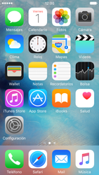 Crea una cuenta - Apple iPhone 5c - Passo 1