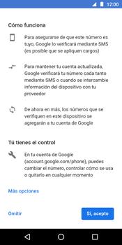 Crea una cuenta - Motorola Moto G6 Play - Passo 12