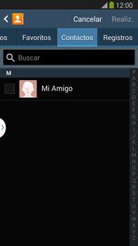 Envía fotos, videos y audio por mensaje de texto - Samsung Galaxy Note Neo III - N7505 - Passo 5