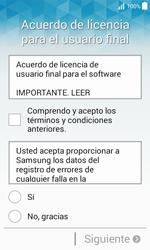 Activa el equipo - Samsung Galaxy Core Prime - G360 - Passo 7