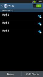 Configura el WiFi - Samsung Galaxy Zoom S4 - C105 - Passo 6