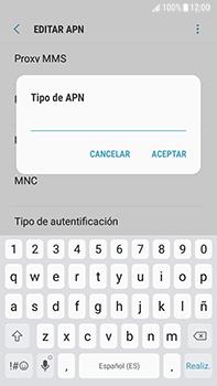 Configura el Internet - Samsung Galaxy J7 Prime - Passo 14