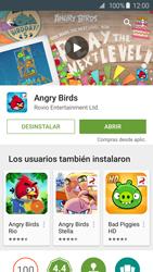 Instala las aplicaciones - Samsung Galaxy S6 - G920 - Passo 19
