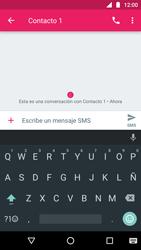 Envía fotos, videos y audio por mensaje de texto - Motorola Moto G5 - Passo 6