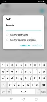 Configura el WiFi - LG G7 ThinQ - Passo 7