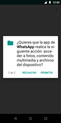 Configuración de Whatsapp - Motorola Moto E5 Play - Passo 9