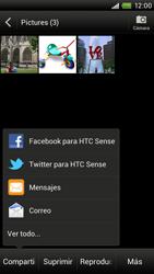 Transferir fotos vía Bluetooth - HTC ONE X  Endeavor - Passo 6