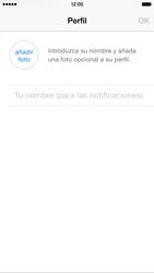 Configuración de Whatsapp - Apple iPhone 5s - Passo 11
