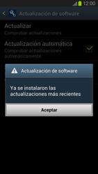 Actualiza el software del equipo - Samsung Galaxy S 3  GT - I9300 - Passo 12