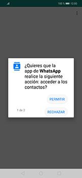 Configuración de Whatsapp - Huawei Mate 20 Lite - Passo 8