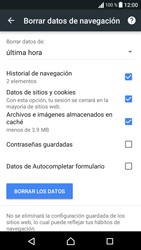 Limpieza de explorador - Sony Xperia E5 - Passo 11