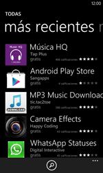 Instala las aplicaciones - Nokia Lumia 620 - Passo 8