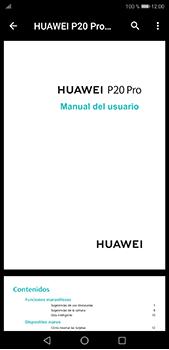 Descargar contenido de la nube - Huawei P20 Pro - Passo 10