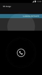 Contesta, rechaza o silencia una llamada - Motorola Moto G - Passo 3