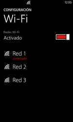 Configura el WiFi - Nokia Lumia 720 - Passo 8