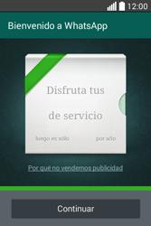 Configuración de Whatsapp - LG L40 - Passo 9