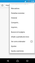Configura el Internet - Sony Xperia Z5 Compact - E5823 - Passo 24