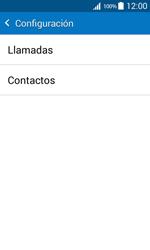 ¿Tu equipo puede copiar contactos a la SIM card? - Samsung Galaxy Core Prime - G360 - Passo 6