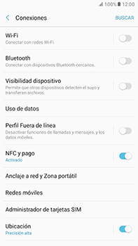 Conecta con otro dispositivo Bluetooth - Samsung Galaxy A7 2017 - A720 - Passo 5