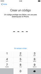 Activa el equipo - Apple iPhone 6 Plus - Passo 20