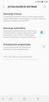 Actualiza el software del equipo - Samsung J6 - Passo 6