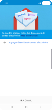 Configura tu correo electrónico - Samsung S10+ - Passo 7