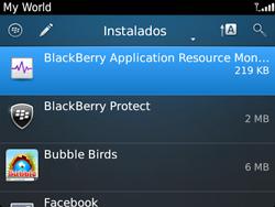 Instala las aplicaciones - BlackBerry Bold 9720 - Passo 26
